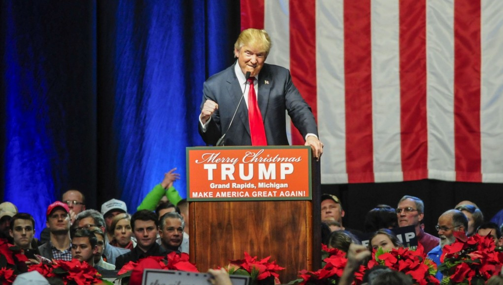 EDITORIAL: Donald Trump cannot be the Republican nominee
